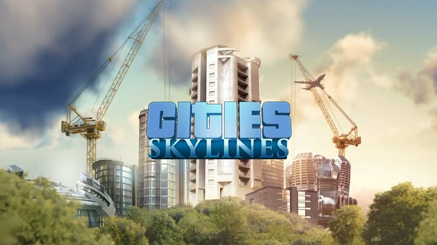 Cities Skylines PS4 PlayStation 4 1