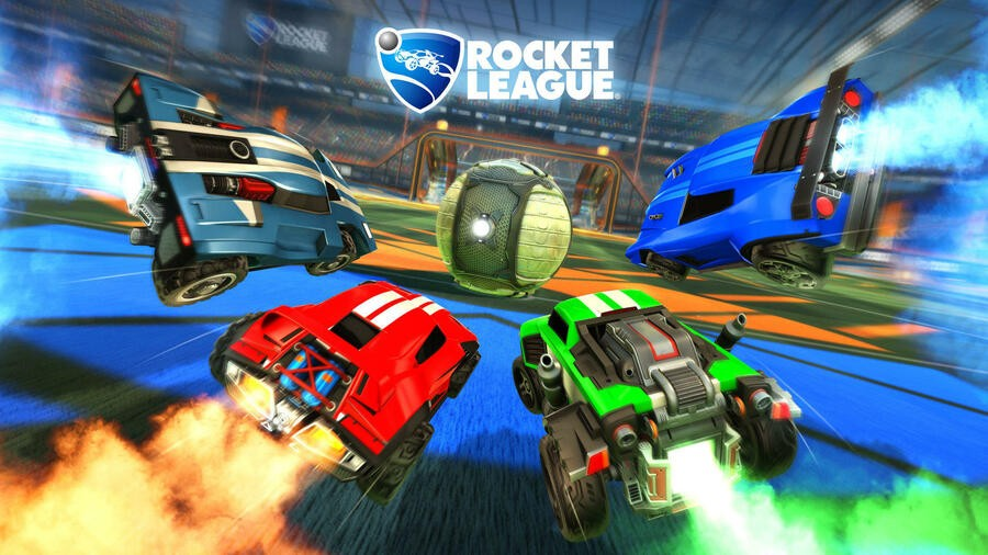 Rocket League Cross-Console PS4 PlayStation 4 1