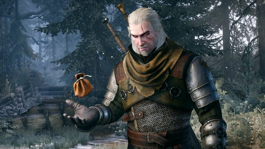 The Witcher 3: Wild Hunt PS4 PlayStation 4 January Sale