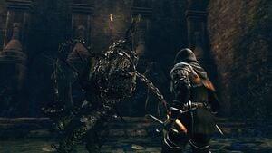 Sure looks like Dark Souls, huh?