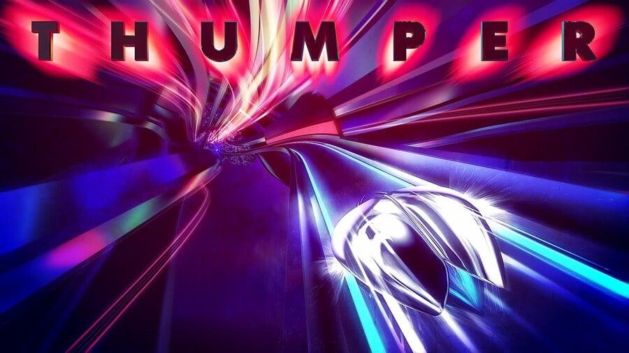 Thumper PS4 PlayStation 4 1