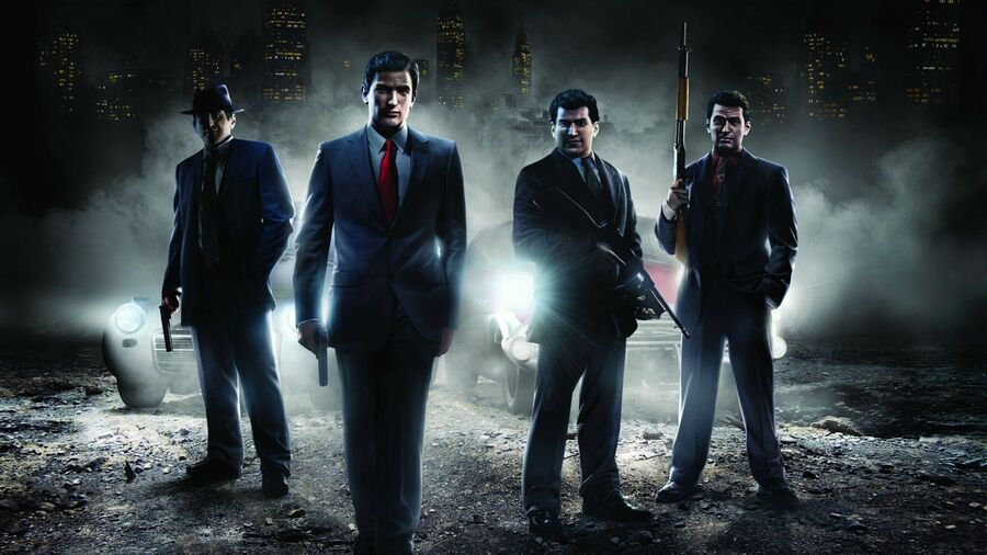 Mafia II: Definitive Edition PS4