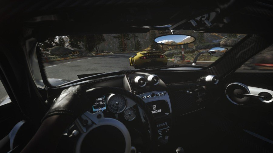 DriveClub VR PS4 PlayStation 4 1
