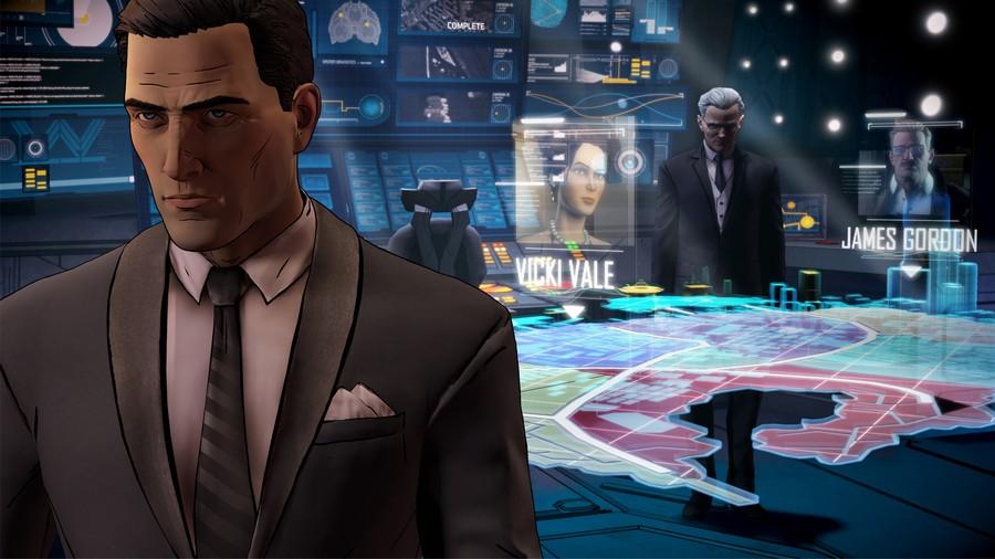 Batman PS4 PlayStation 4 Telltale Reviews 1