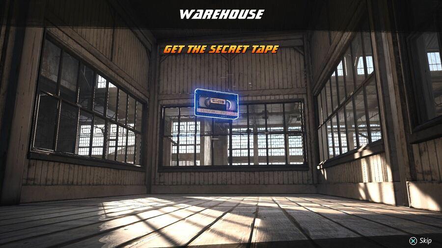 Tony Hawk's Pro Skater 1 + 2 Secret Tape Guide PS4 PlayStation 4 1