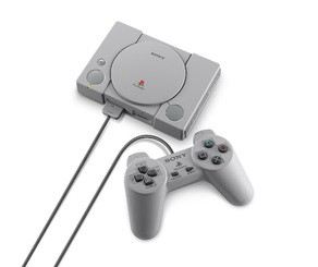 PS Classic Review PlayStation Sony 4
