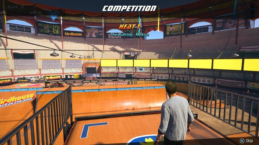 Tony Hawk's Pro Skater 1 + 2 Bullring Guide PS4 PlayStation 4 1
