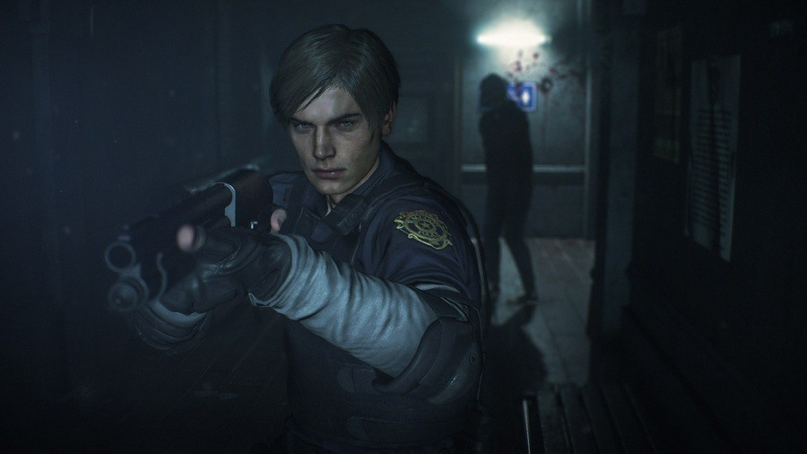 Resident Evil 2 The Ghost Survivors PS4 PlayStation 4