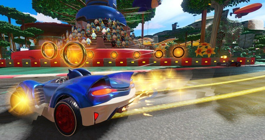 Team Sonic Racing PS4 PlayStation 4 2