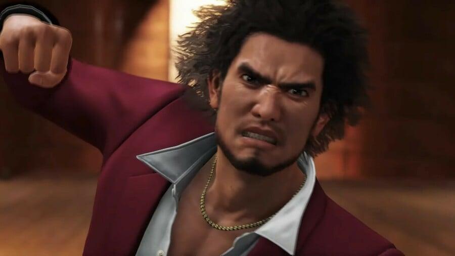 Yakuza Like A Dragon New Game Plus DLC Japan
