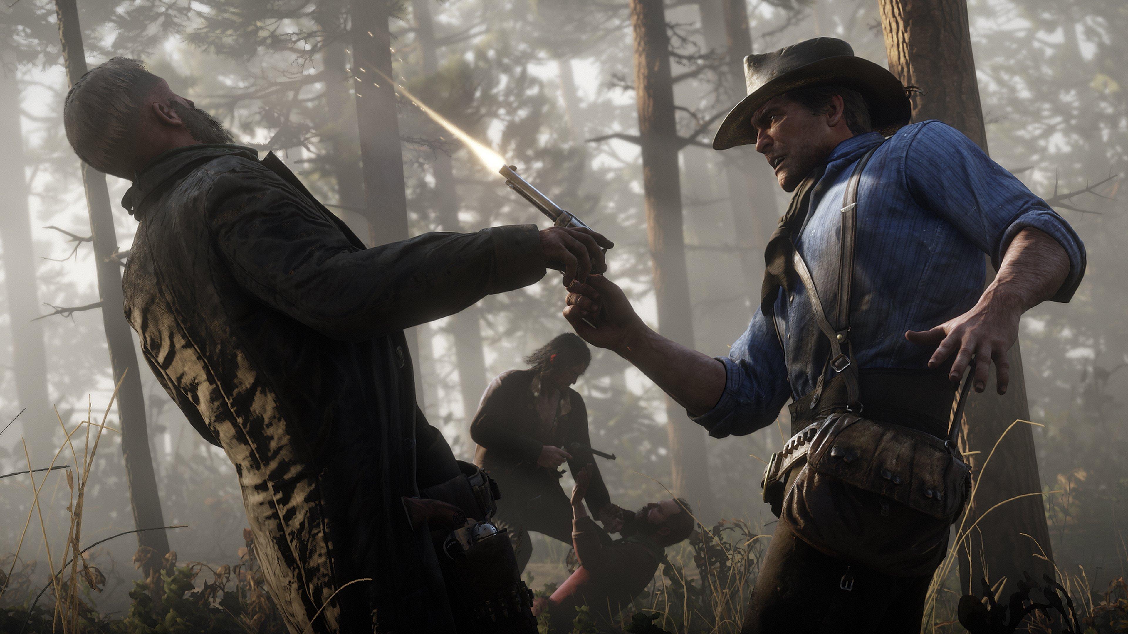 Red Dead Redemption 2 Waffen Fundorte