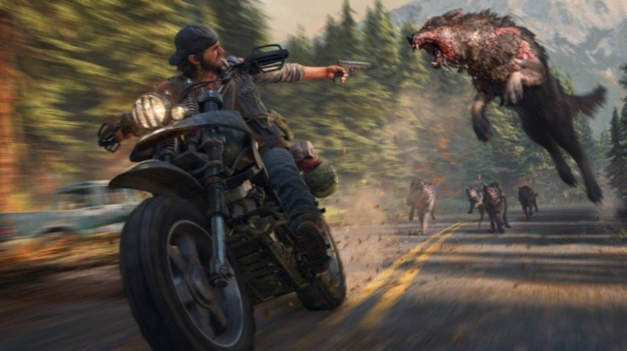 Days Gone PS4 PlayStation 4 Patch 1.11