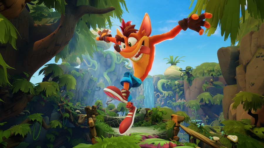 Crash Bandicoot 4: It's About Time PS4 PlayStation 4 1