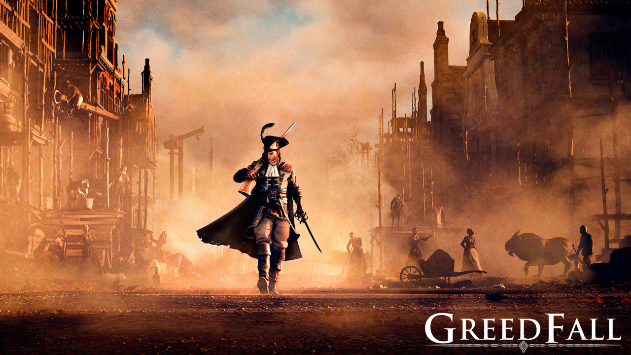 GreedFall Impresses in New Story Trailer, Coming to PS4 in September