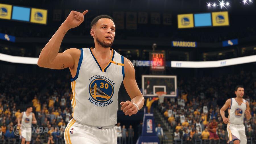 NBA Live 20 PS4