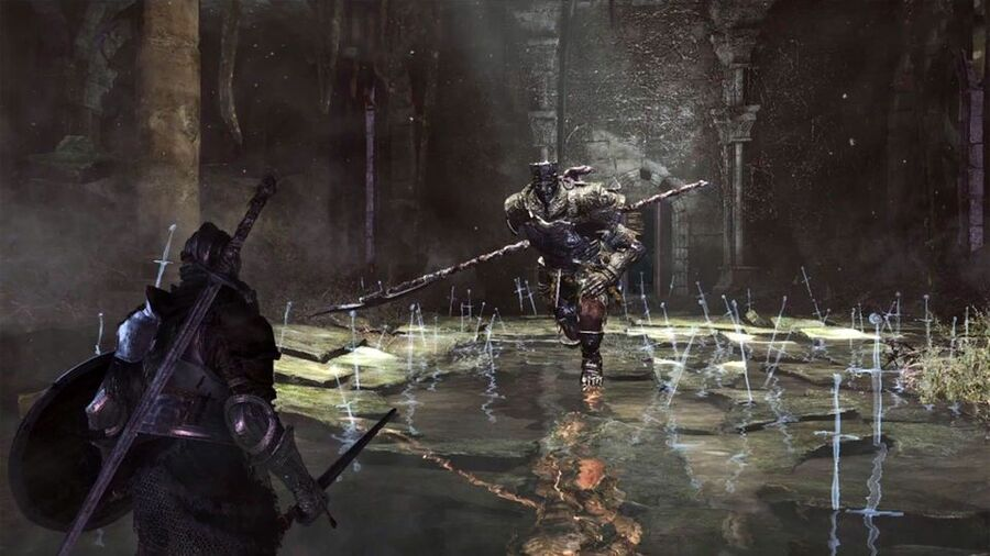 Dark Souls III PS4 PlayStation 4 Screenshots 1