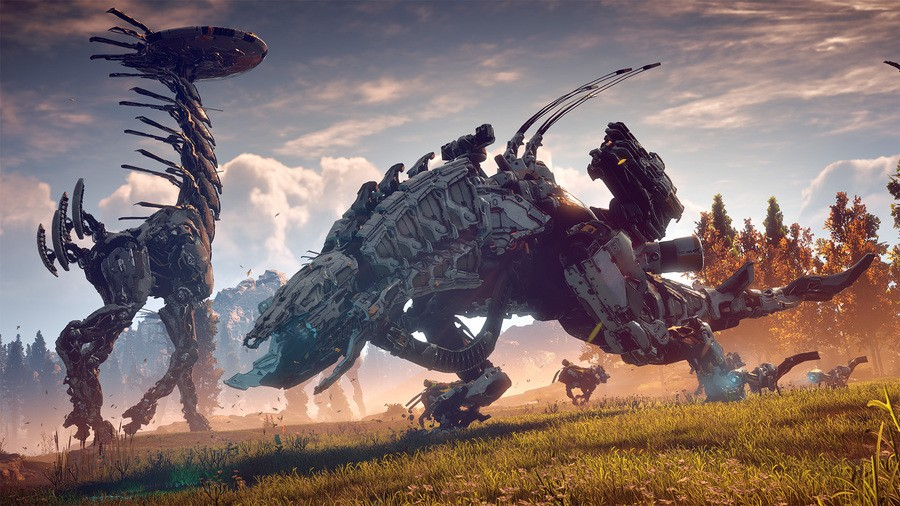 Horizon: Zero Dawn PS4 PlayStation 4