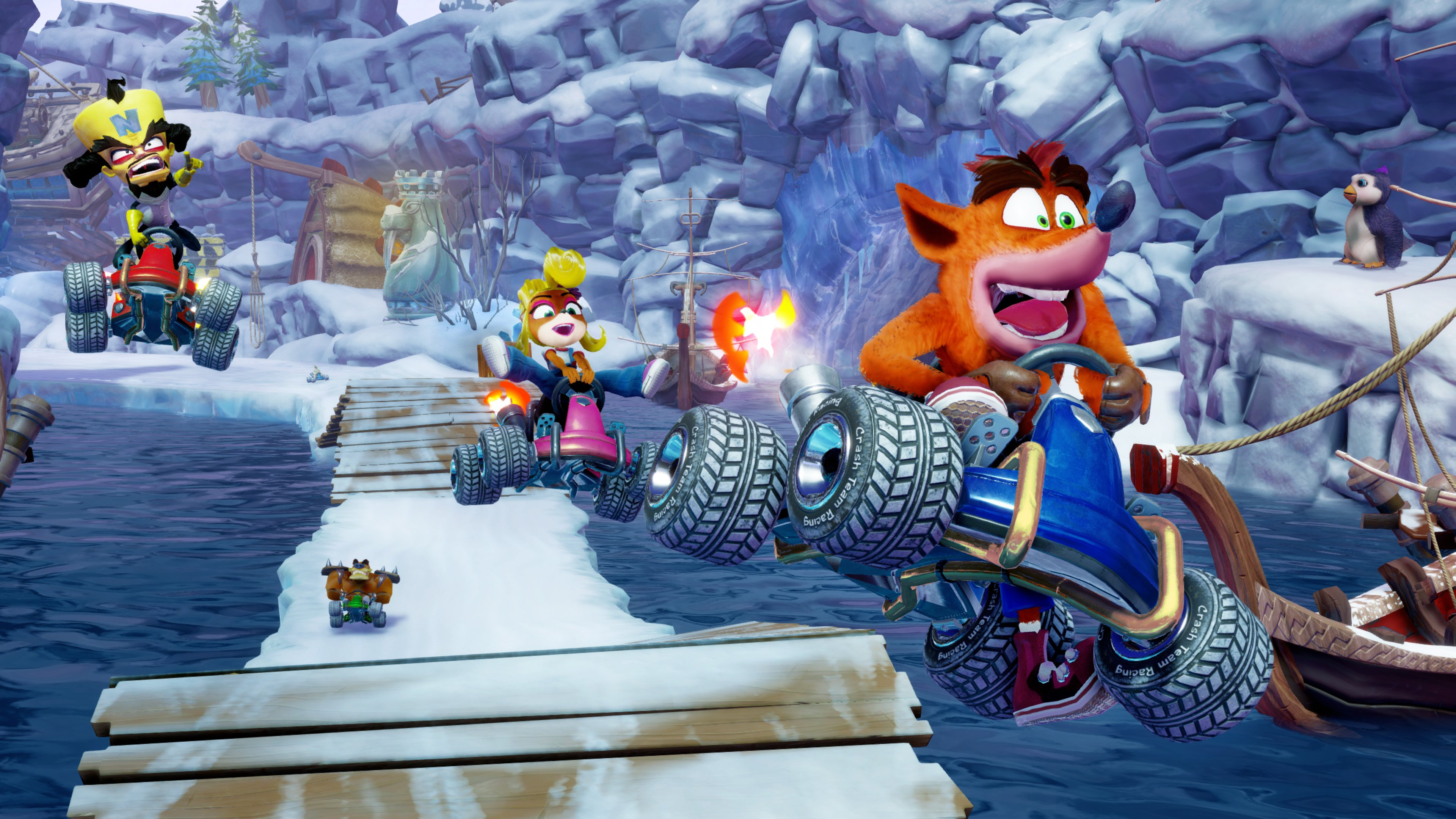 Crash Team Racing remaster comes to modern consoles in June