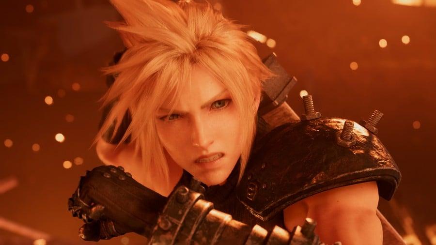 Final Fantasy VII Remake PS4 PlayStation 4