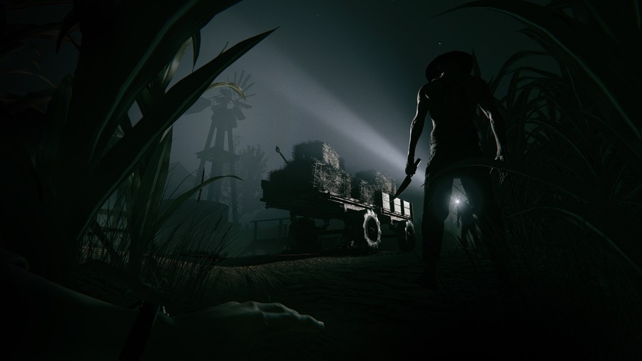 Outlast 2 PS4 PlayStation 4 Hands On Preview 1