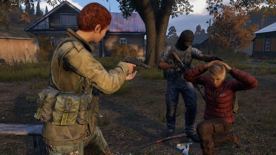 DayZ Is Coming to PS4 Next Week, Over Four Years After the