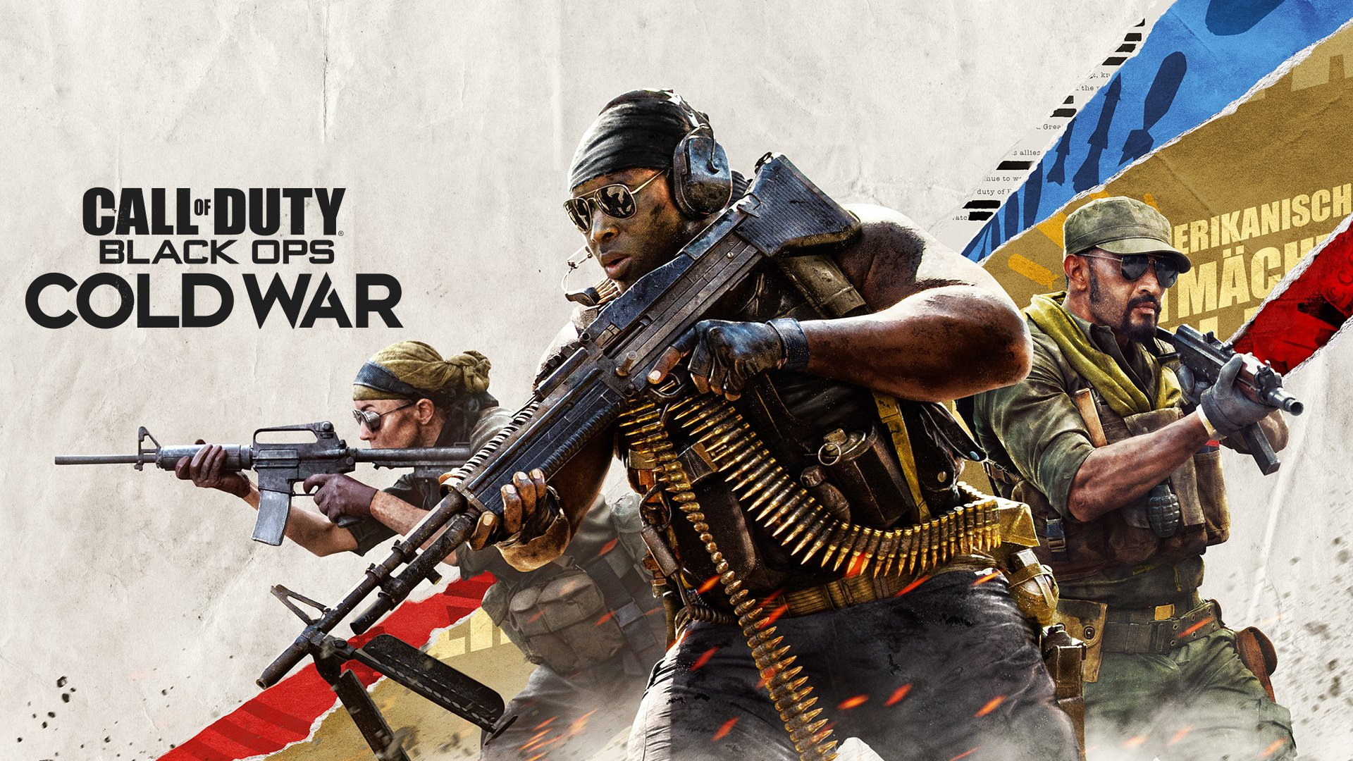 Call Of Duty Black Ops Cold War Ps4 Beta Launch Times Pre Load What S Included And Rewards Push Square