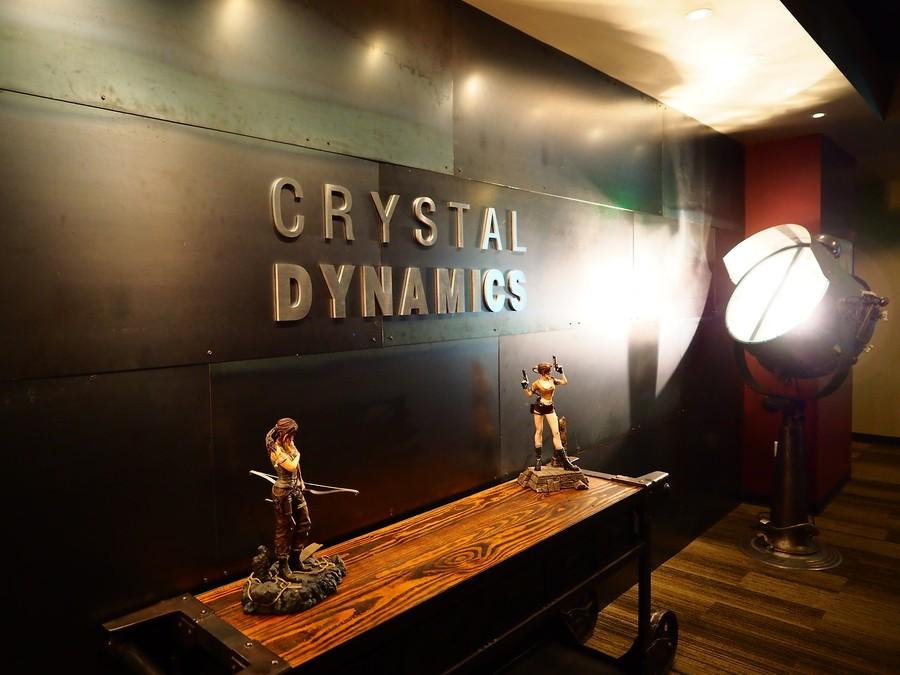 Crystal Dynamics PS4 PlayStation 4 1