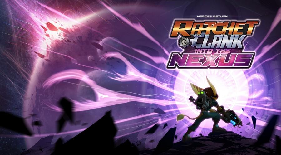 Ratchet & Clank: Into the Nexus 1