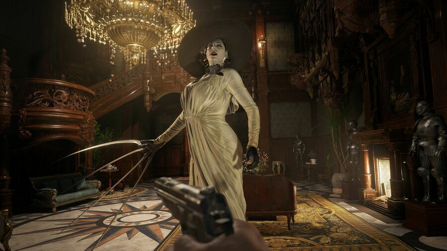Resident Evil Village: Can You Kill Lady Dimitrescu? Guide 1