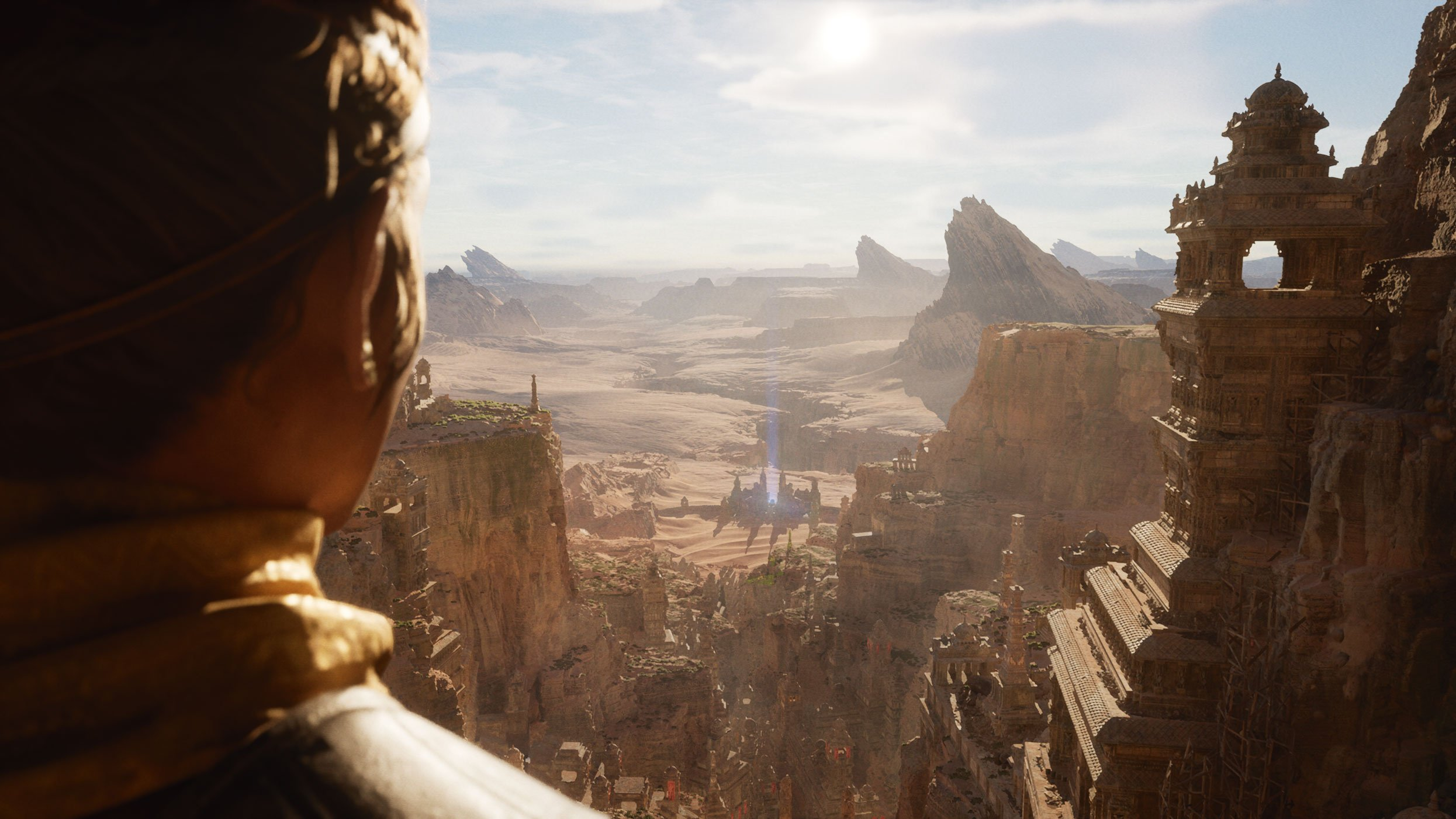 PS5 Unreal Engine 5 Gameplay Demo Finally Shows Us What ...