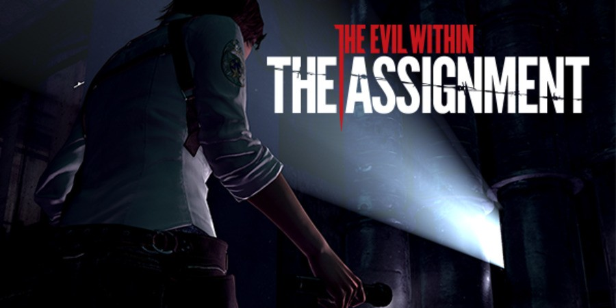 The Evil Within PS4 PlayStation 4 DLC