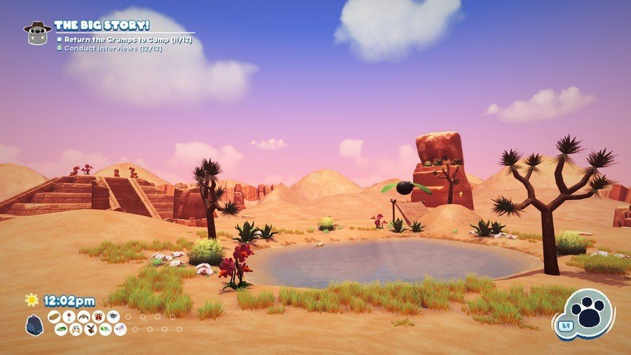 Bugsnax PS5 PlayStation 5 PS4 All Bugsnax Sizzlin' Sands Guide 1