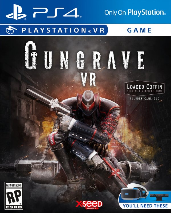 Gungrave VR Review (PS4) | Push Square
