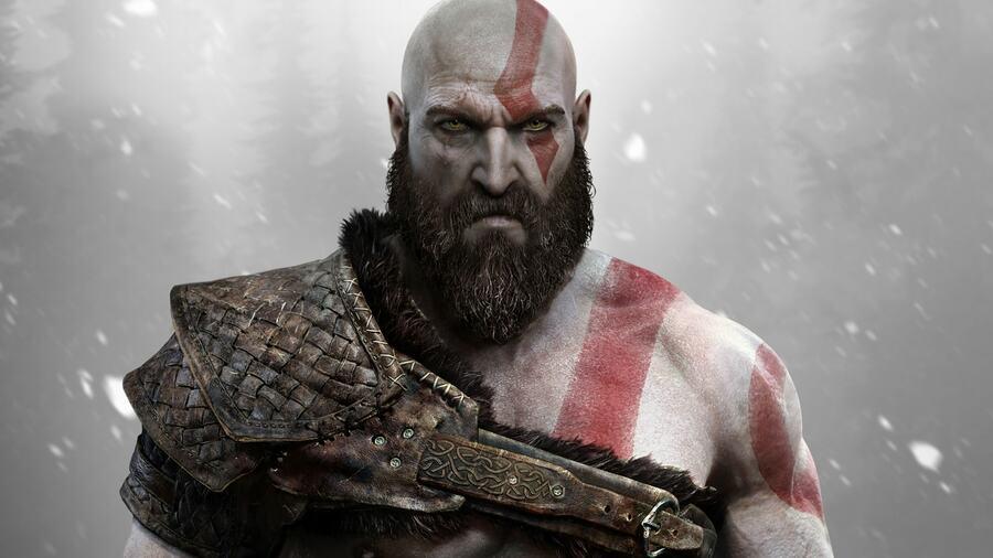 God of War PS5 Patch 60fps 4K