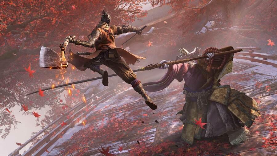 Sekiro: Shadows Die Twice Is It Like Dark Souls Guide PS4 PlayStation 4 6