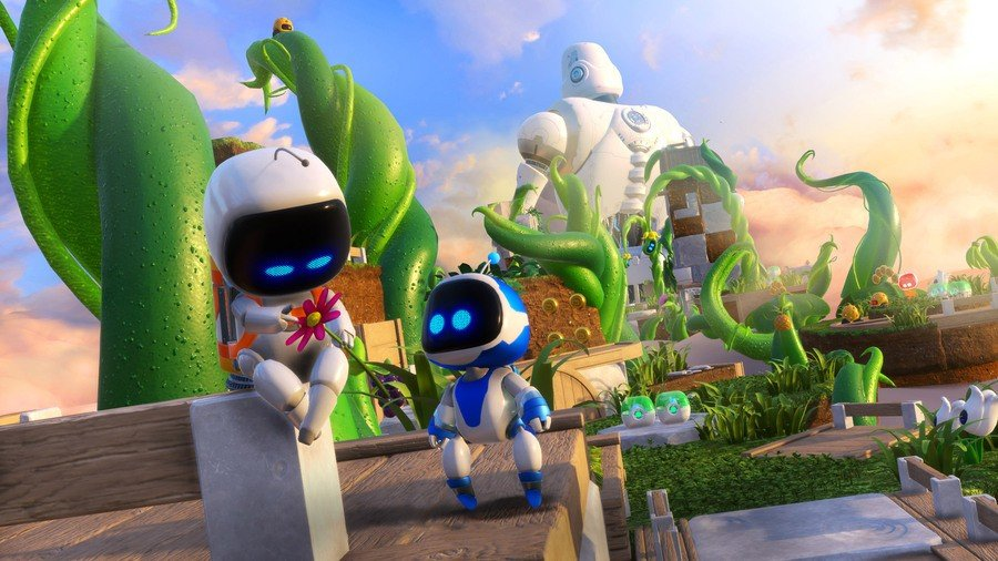 Astro Bot Rescue Mission PS4 PlayStation VR 1