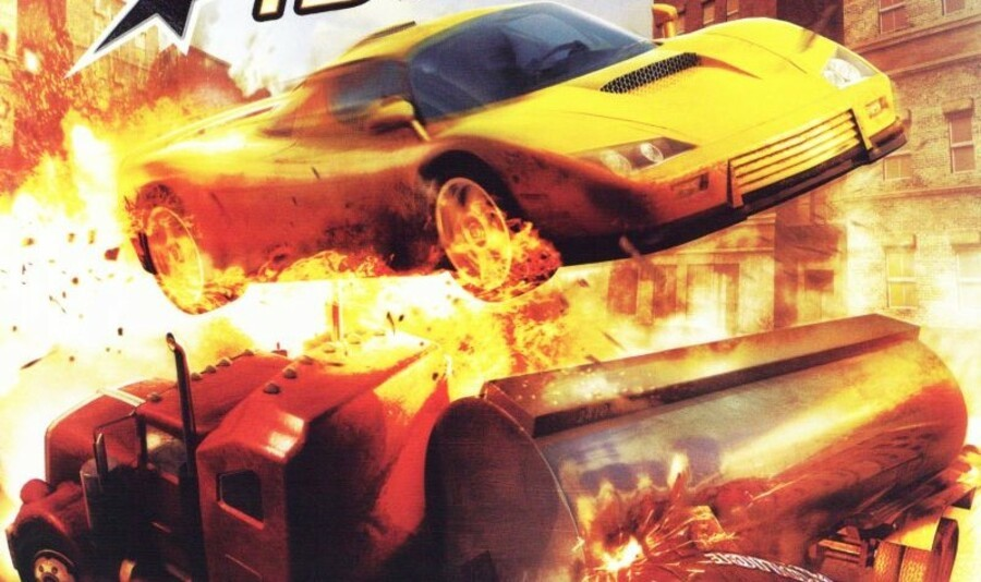 Stuntman Ignition PS4 PlayStation 4 1