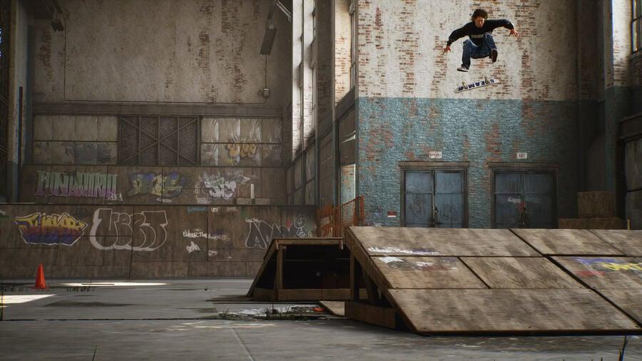 Tony Hawk's Pro Skater 1 + 2 Warehouse Guide PS4 PlayStation 4 1