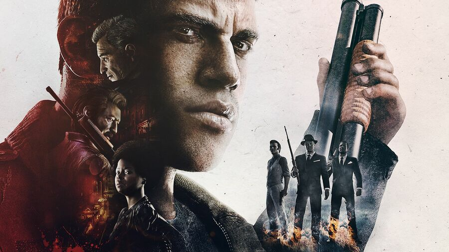 Mafia III PS4 PlayStation 4 PS Now