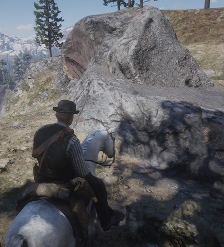 Red Dead Redemption 2 Dinosaur Bones Locations Guide 27
