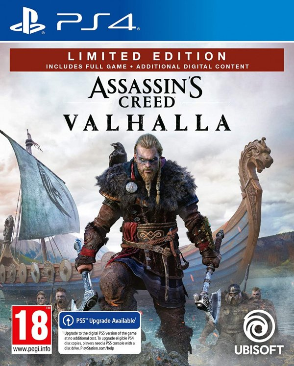 Assassin S Creed Valhalla Review Ps4 Push Square