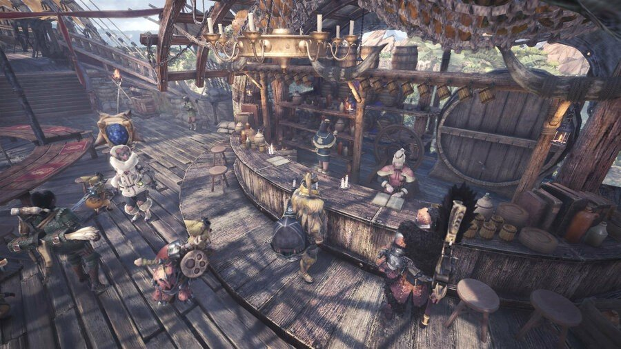 Monster Hunter World PS4 Multiplayer Guide and FAQ