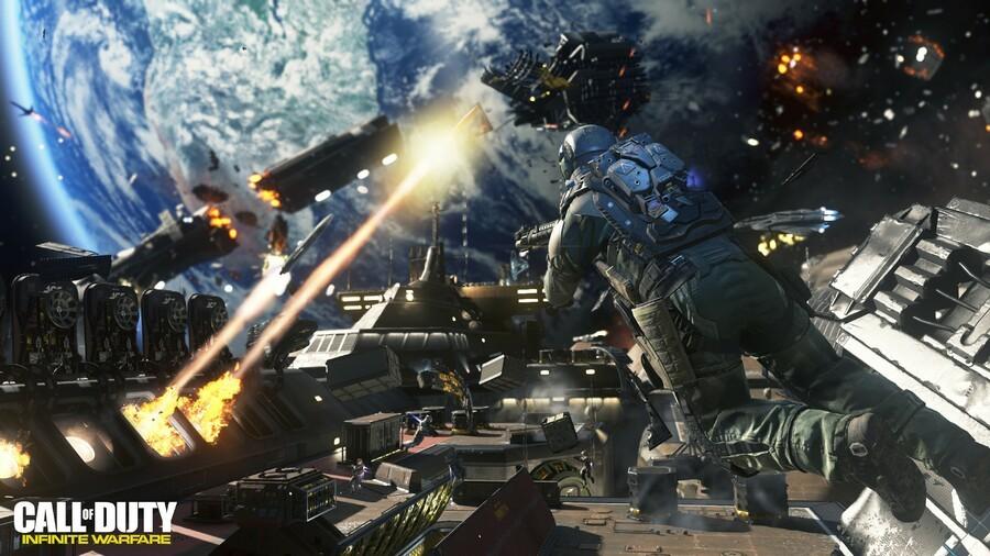 Call of Duty: Infinite Warfare PS4 PlayStation 4