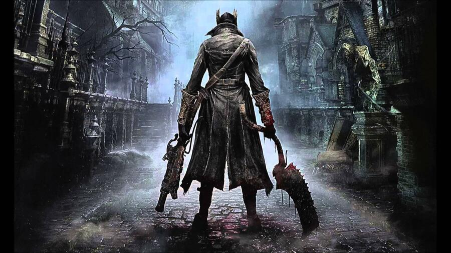 Bloodborne PS4 PlayStation 4