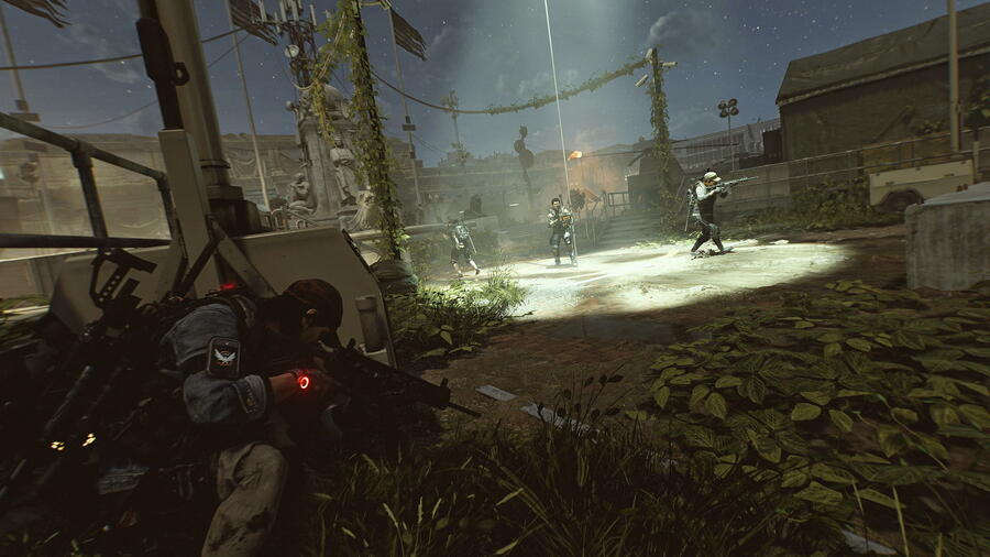 The Division 2 How to Go Rogue in the Dark Zone Guide 1