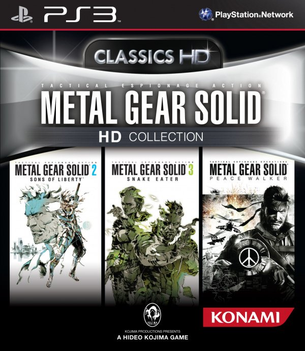 Amazon.com: Customer reviews: Metal Gear Solid HD Collection