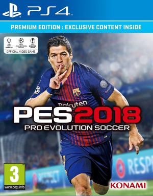 PES 2018: Pro Evolution Soccer