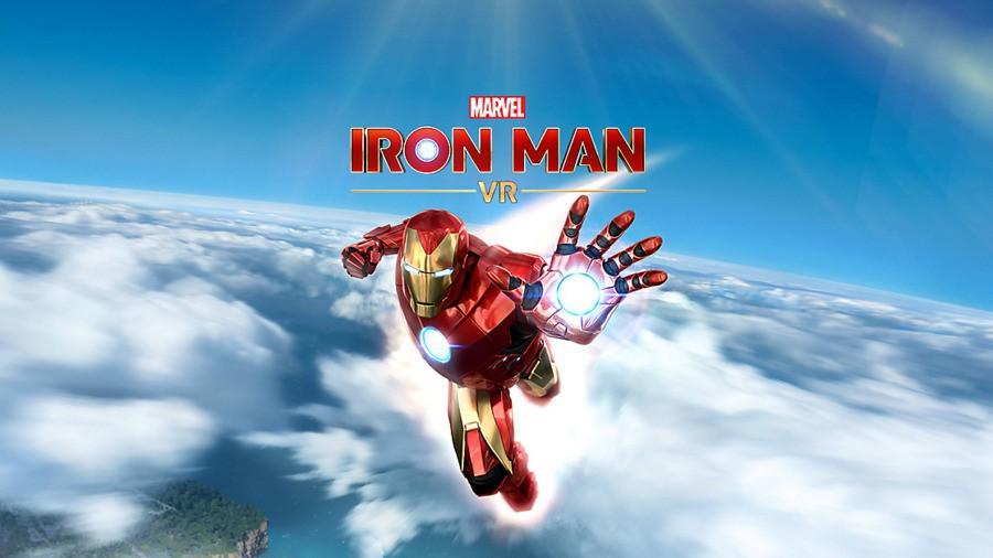 Iron Man VR PSVR PS4 PlayStation 4 1