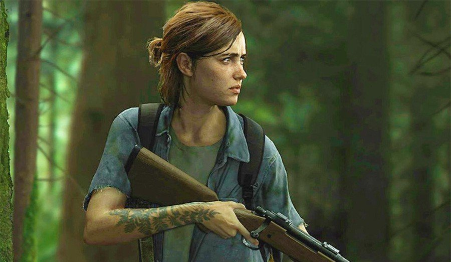 The Last of Us 2 PS4 Xbox 1