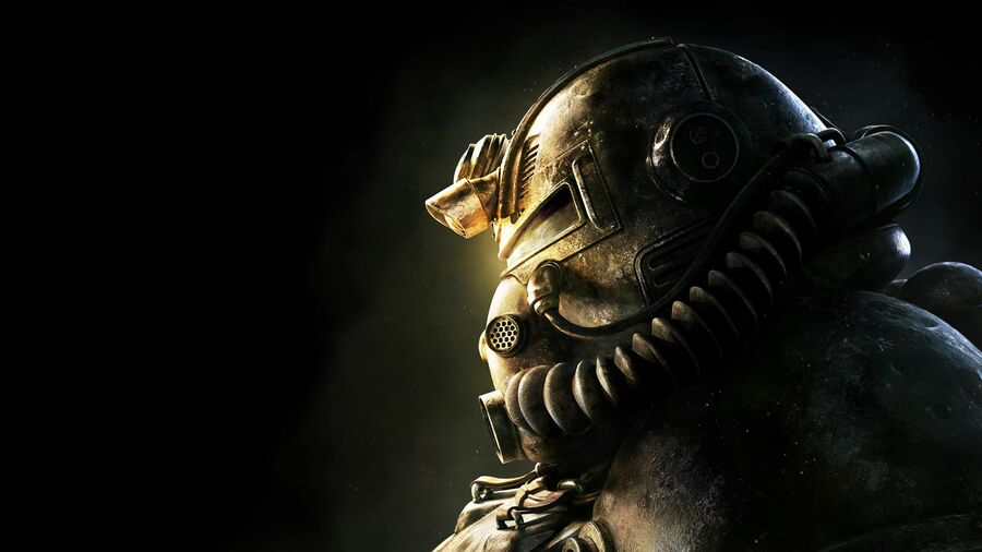 Fallout 76 B.E.T.A. PS4 PlayStation 4